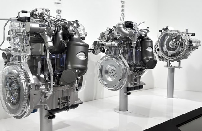 Hyundai 1.0L, 1.4L T-GDI Engines
