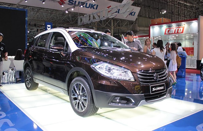 Maruti SX4 Cross