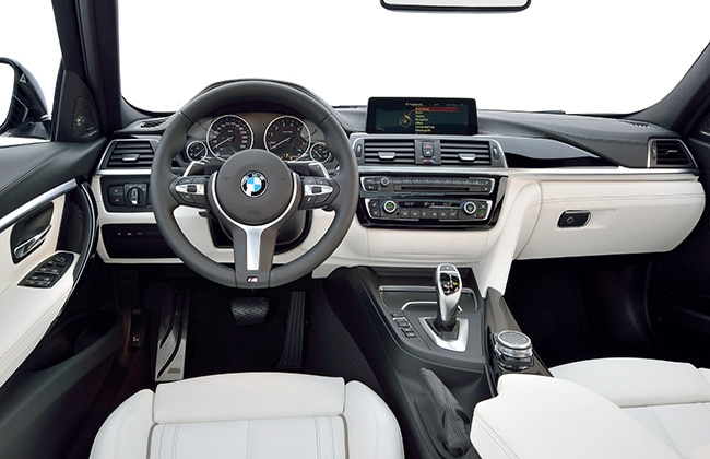 BMW Reveals Series Facelift To Be Launched In India This Year - Bmw 3 series turbo diesel