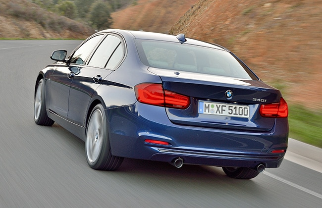 Bmw Reveals 3 Series Facelift To Be Launched In India This Year