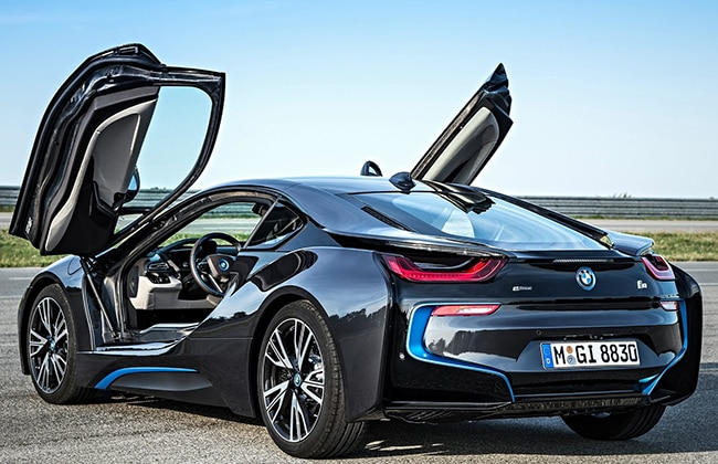 new car launches of 2015BMW i8 to Launch Tomorrow in India BMW goes with iamtheFuture