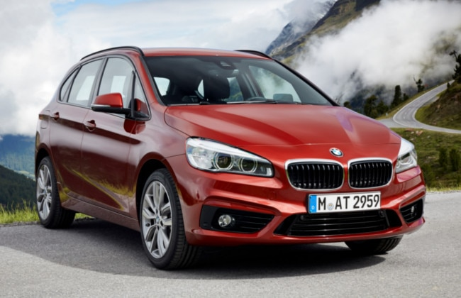 BMW Group's worldwide sales up by 5.3 percent in September