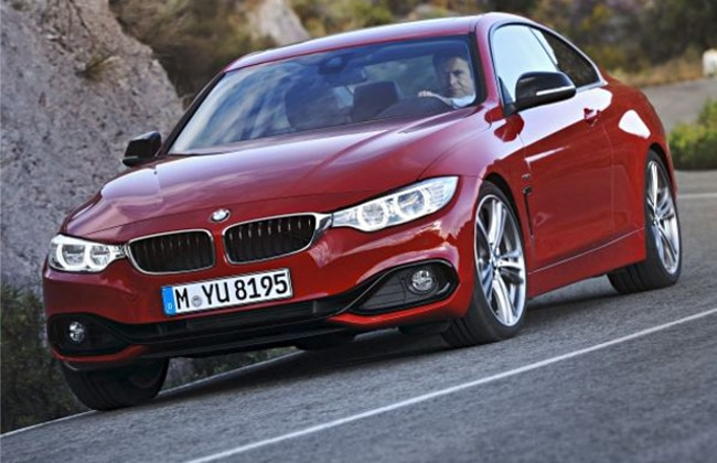 BMW Group posts best ever October sales globally