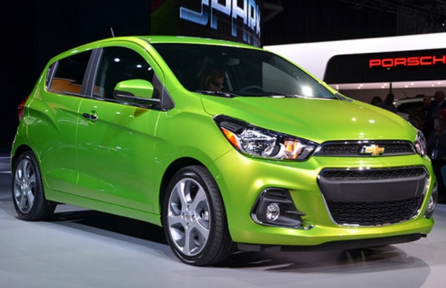 Upcoming Next Gen Chevrolet Beat
