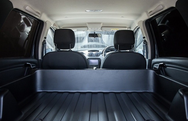 dacia launches duster commercial in uk with 1 150 litres of cargo space. Black Bedroom Furniture Sets. Home Design Ideas