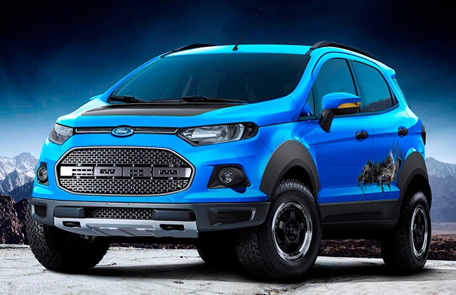 Ford EcoSport Storm