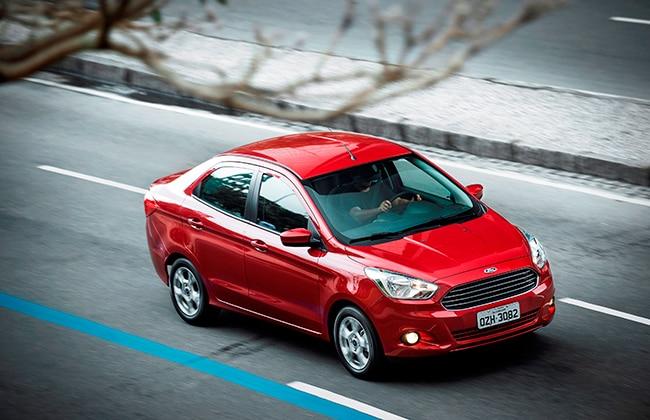 new car launches fordUpcoming Ford Cars  2015  Endeavour Figo Figo Compact Sedan
