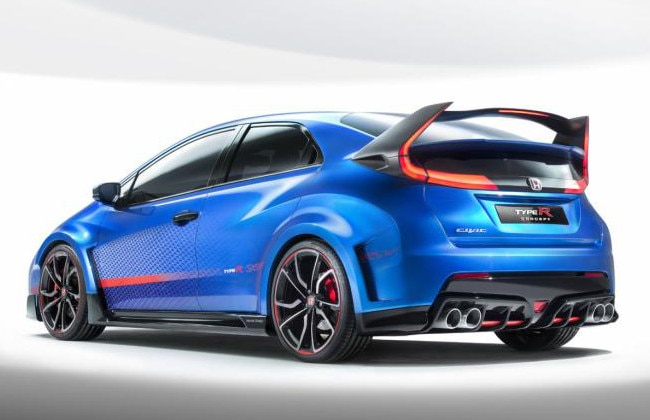 Honda Civic Type R Concept II