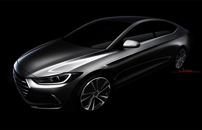 car releases 2016 indiaHyundai releases teaser of AllNew Elantra Quite a Looker