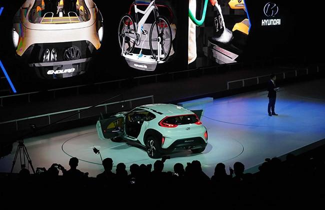 Hyundai Enduro Concept Showcased In Seoul Motor Show Business