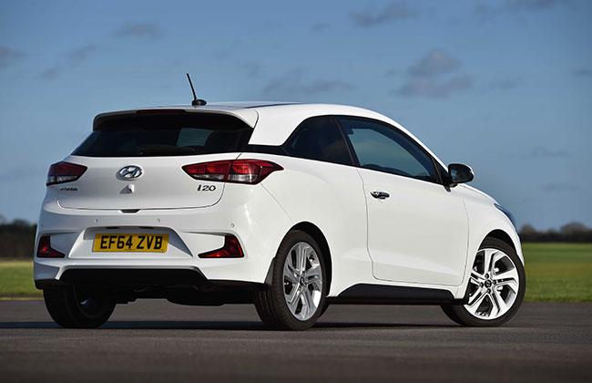 Hyundai Announces Elite i20's Coupe Prices in UK ...