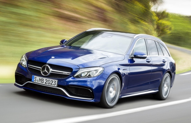 Mercedes-AMG reveals the C 63 AMG