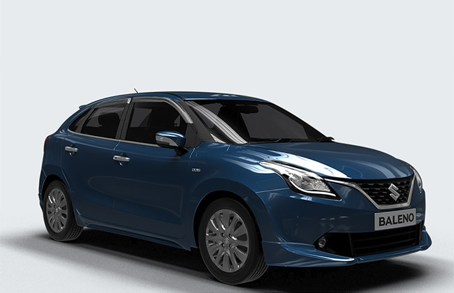 Maruti Baleno Body Kit
