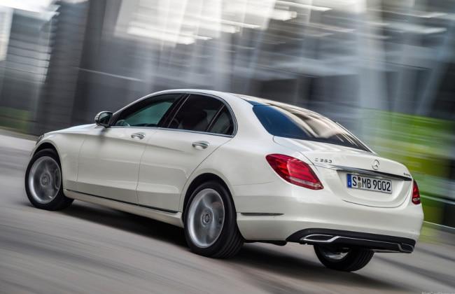 Mercedes-Benz-C-Class