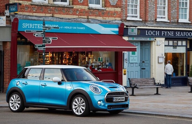 Mini reveals the 5-door S and SD versions