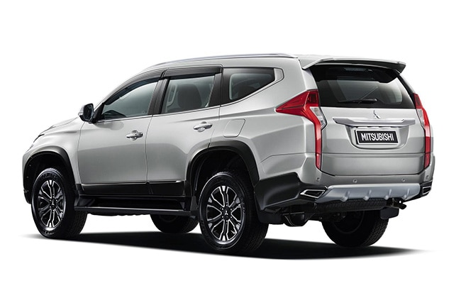 2016 Mitsubishi Pajero Sport / Challenger Finally Unveiled ...