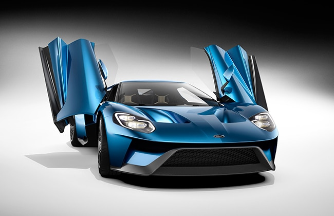 Ford Gt Is Setting New Standards For Innovation Through Performance And Light Weighting And Were Excited About Exploring Other Applications For This