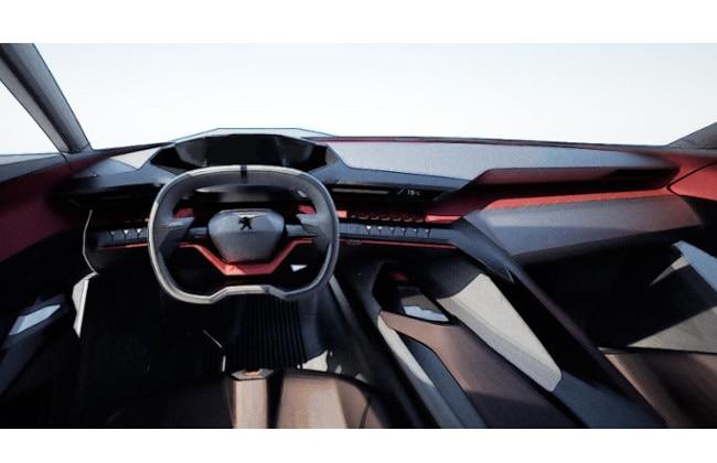 Peugeot to Showcase Quartz Concept
