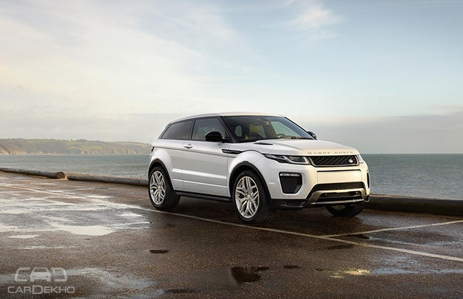 land rover announces pricing of 2016 rang rover evoque for. Black Bedroom Furniture Sets. Home Design Ideas
