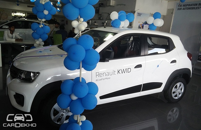 Renault Kwid Dealership