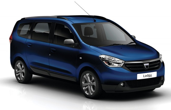 Limited-Edition Duster and Lodgy unveiled for 2015 Geneva Motor Show