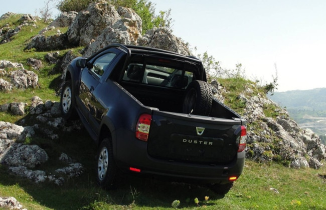 Renualt Dacia Duster Pick Up