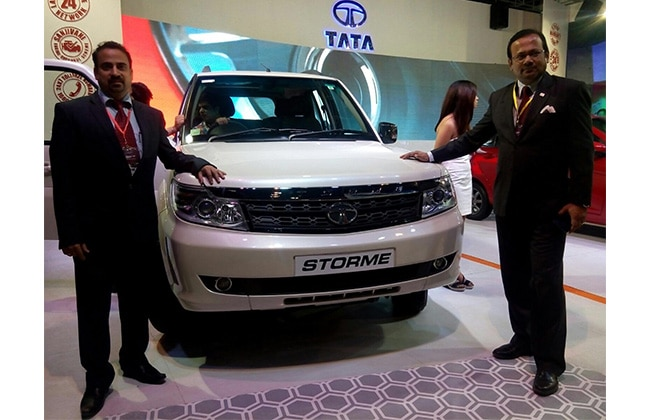Tata Motors Safari Storme