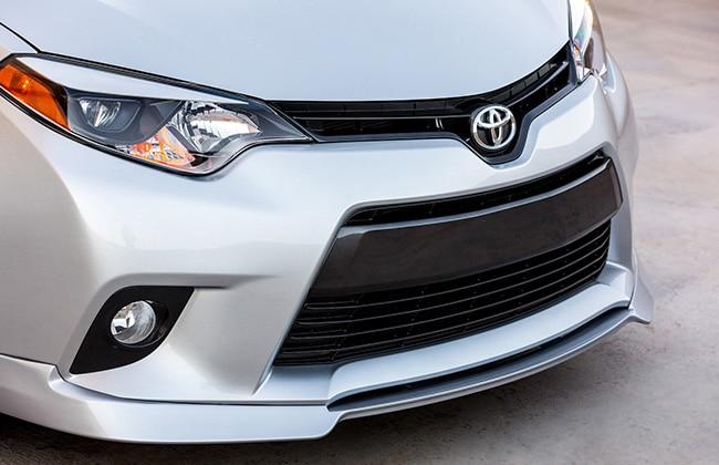 Toyota Corolla Nose