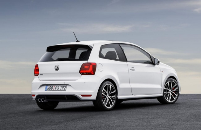 Volkswagen Polo Gti Revealed Business Standard News