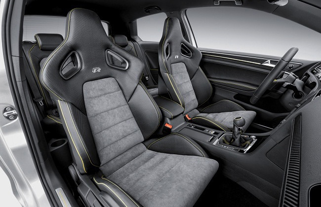 Volkswagen debuts Golf R 400 Concept at LA Auto Show
