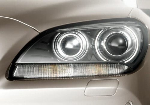 BMW 6 Series 650i Convertible - HeadLight Exterior Photo