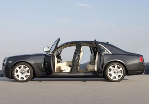 Rolls-Royce Ghost - Driver's Side View Door Open Exterior Photo