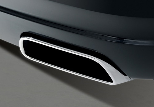 Rolls-Royce Ghost - Exhaust Pipe Exterior Photo