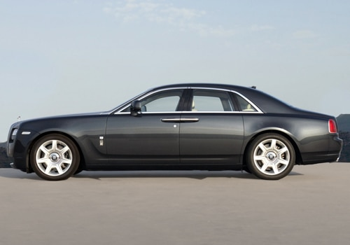 Rolls-Royce Ghost - Front Low Wide Exterior Photo