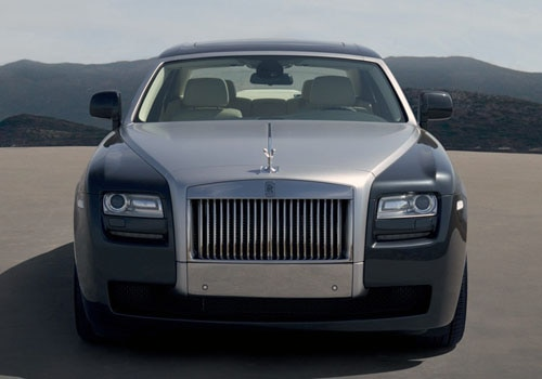 Rolls-Royce Ghost - Full Front View Exterior Photo