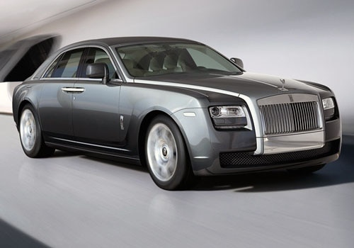 Rolls-Royce Ghost - Front Cross Side View Exterior Photo