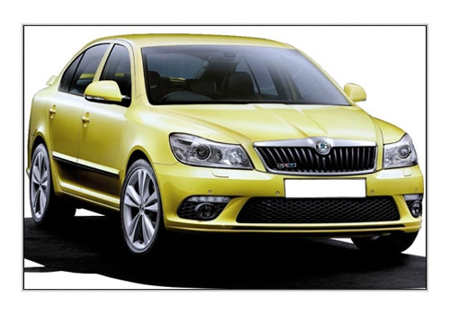 The all new Skoda Laura offers
