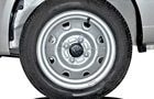 Maruti Alto K10 VXI Wheel Pictures
