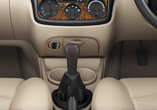 new chevrolet enjoy limited edition gear shifter interior photo india. Black Bedroom Furniture Sets. Home Design Ideas
