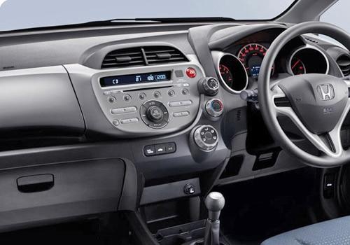Most Popular Cars Honda Jazz Car Interior Photos