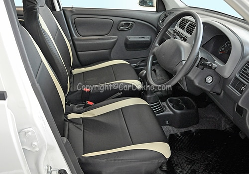 Maruti Alto K10 VXI - Front Seats Interior Photo