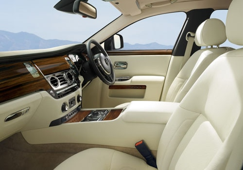 Rolls-Royce Ghost - Front Seats Interior Photo