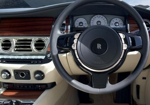 Rolls-Royce Ghost - Steering Wheel Interior Photo
