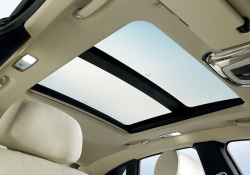 Rolls-Royce Ghost - Sun Roof And Moon Roof Interior Photo