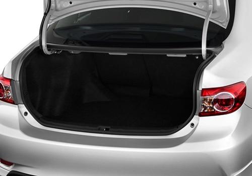 Toyota Corolla Altis - Trunk Open Interior Photo