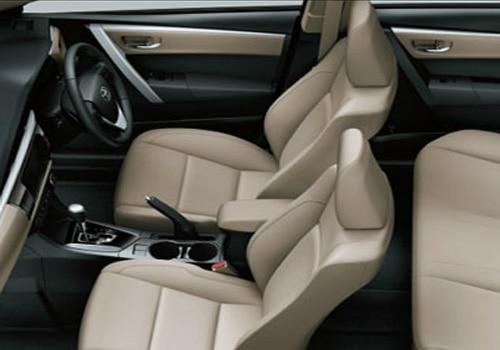 Toyota Corolla Altis - Front Seats Interior Photo