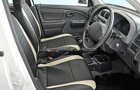 Maruti Alto K10 VXI Front Seats Interior Photo