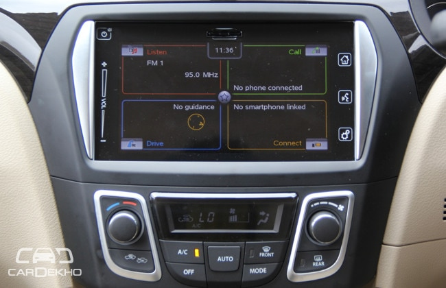 Smartplay infotainment system