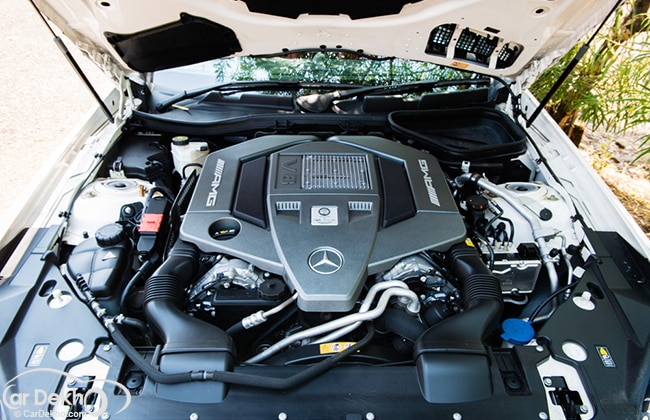 Mercedes Benz to focus more on turbocharged engines for AMG cars