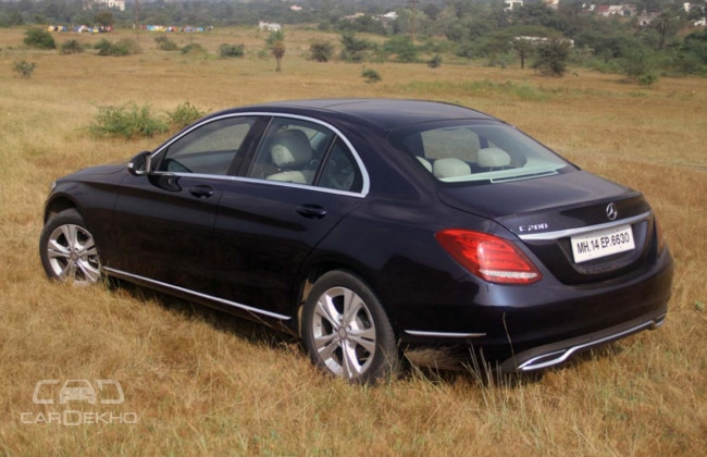 Mercedes benz india to launch new c class diesel on feb 11 for Mercedes benz prices in india